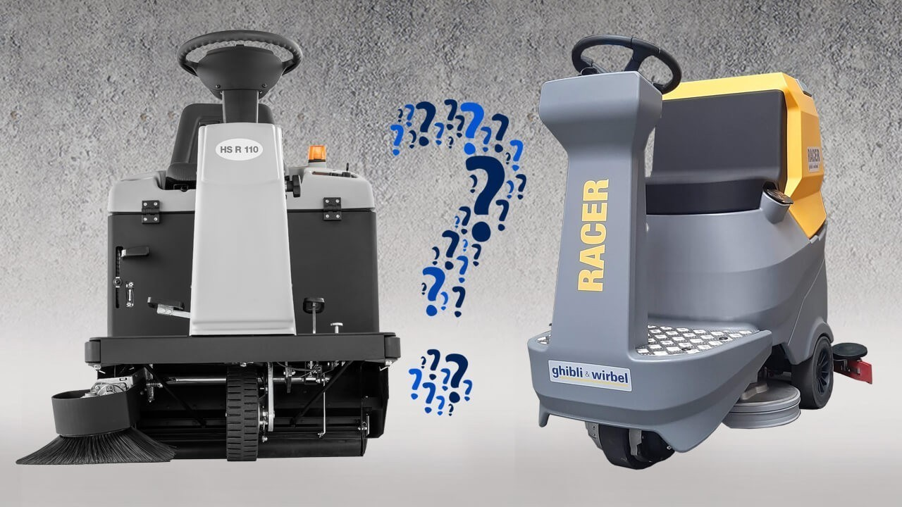 Jaki sprzęt dla firmy sprzątającej wybrać? Obowiązkowe zaopatrzenie czyszczące