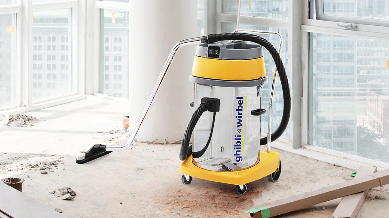 Popraw wydajność pracy i postaw na profesjonalne maszyny czyszczące